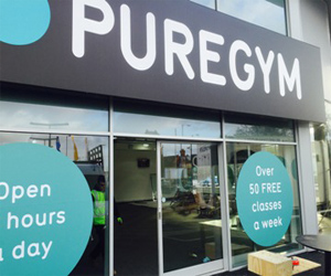 Pure Gym London Air Con Installation