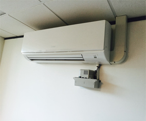 App Sense Warrington Air Con Installation
