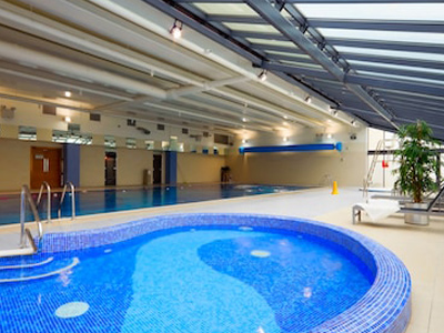 Leisure Centre Heating & Cooling